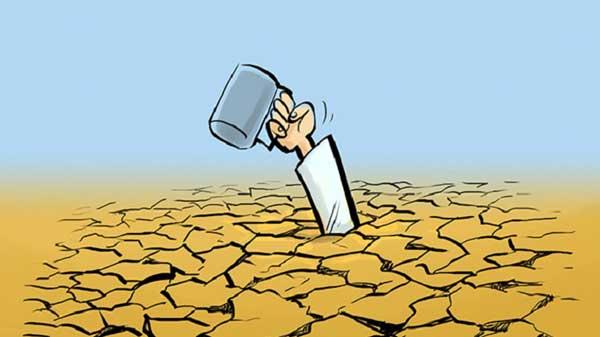 نتیجه تصویری برای بحران آبی